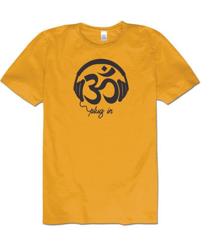 Plug In Men's Recycled T-Shirt, XL - Shaman's Dream Gifts
