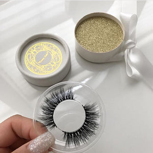 Divine Lash Co. packaging