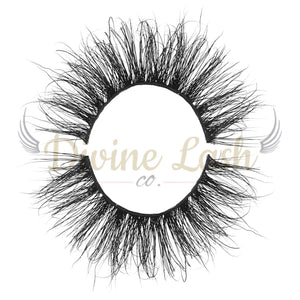 Esther 3D Mink Lash | Divine Lash Co.