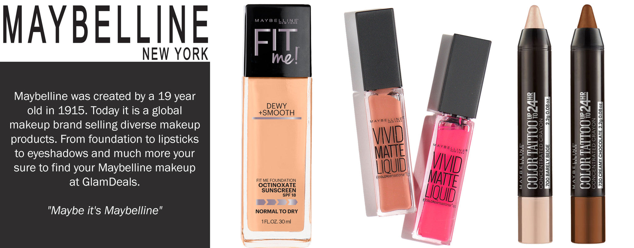 Maybelline Collection