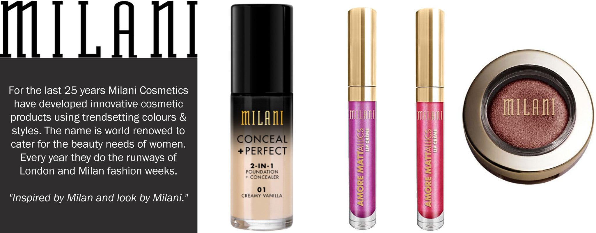 Milani Collection Image