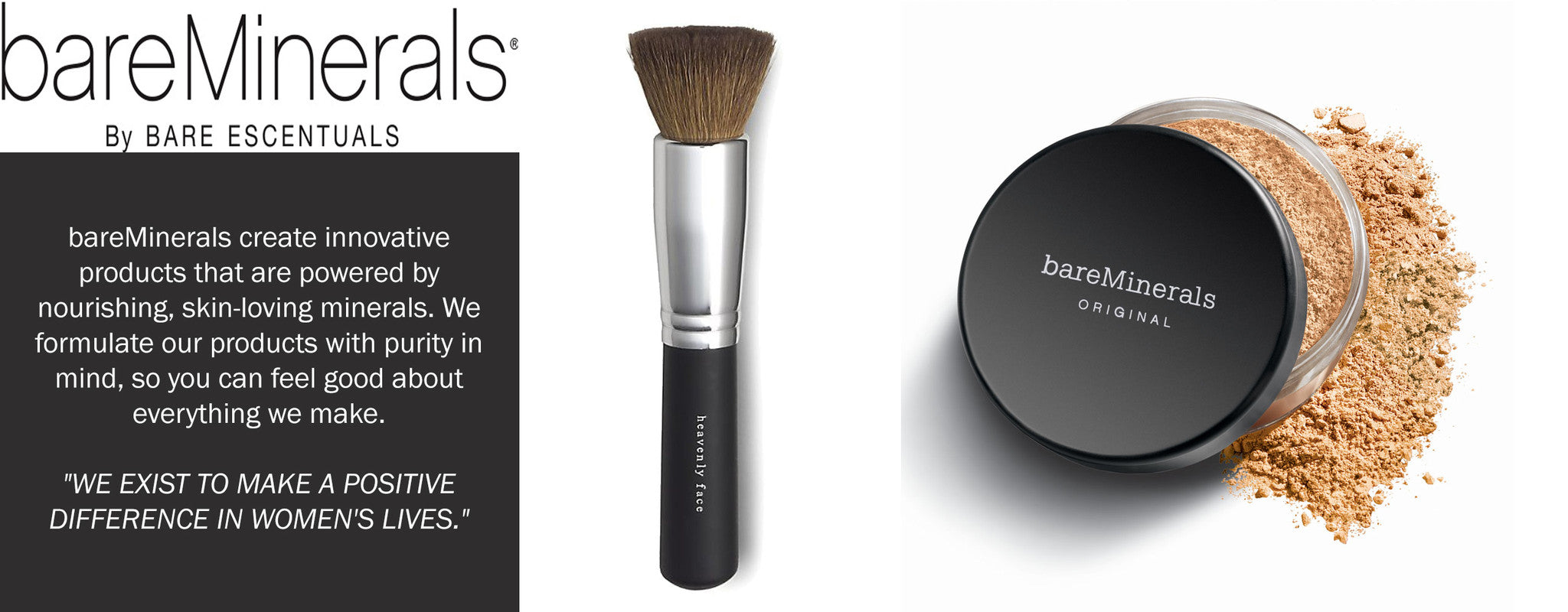 bareMinerals Collection Image