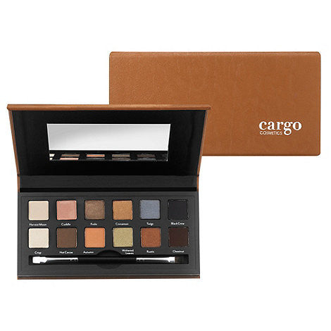 Cargo Cosmetics Vintage Escape Eye Palette - Eyeshadow - GlamDeals