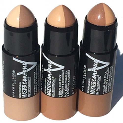 FaceStudio Master Contour V-Shape Duo Stick by Maybelline #19