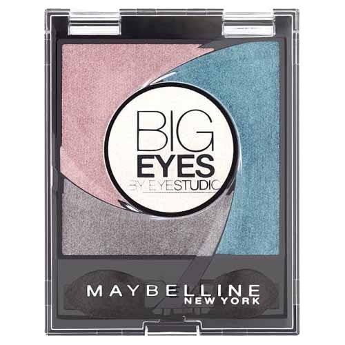 Maybelline Big Eyes Eyeshadow by EyeStudio 2 Shades