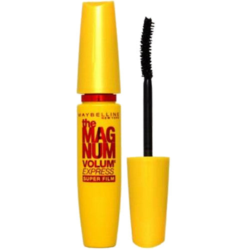 Maybelline The Magnum Volum' Express Mascara Black
