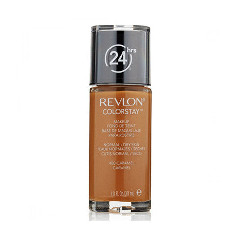Revlon Colorstay Foundation Caramel 400 - Normal / Dry Skin