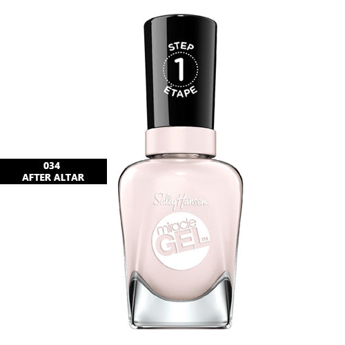 Sally Hansen Miracle Gel Nail Polish 034 After Altar 14.7ml