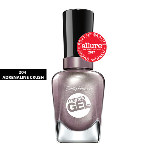 Sally Hansen Miracle Gel Nail Polish 204 Adrenaline Crush 14.7ml