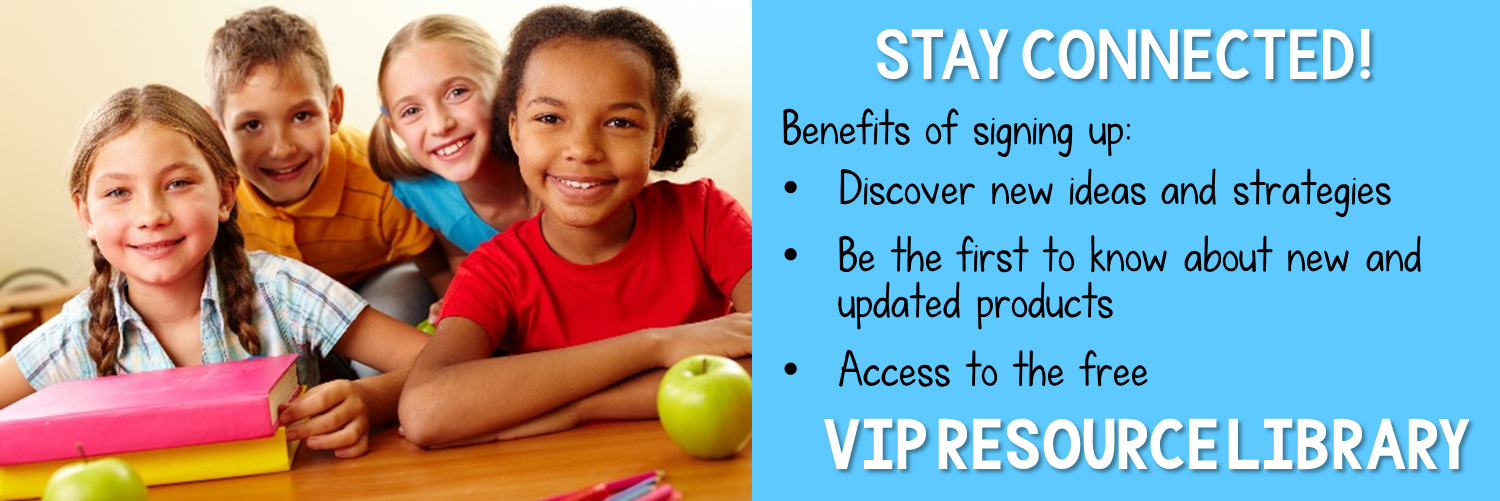 Join the Staying Cool in the Library newsletter and get access to the free resource library.