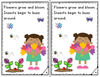 Signs of Spring Mini Books (Emergent Reader)