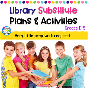 School Library - Substitute Lessons and Activities - Staying Cool in the Library