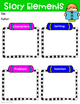 Digital Graphic Organizers for Google Slides