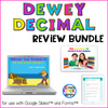 Dewey Decimal Review Bundle - staying cool in the library