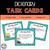 Dictionary Skills Task Cards for Grades 4-5 - Staying Cool in the Library
