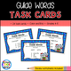 Guide Word Task Cards for Grades 4-5 - Staying Cool in the Library