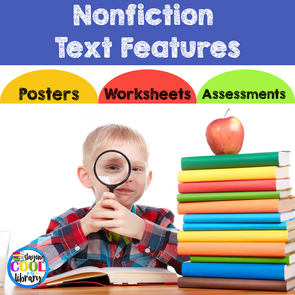 Nonfiction Text Features Activity Pack