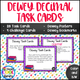 Dewey Decimal Task Cards - Staying Cool in the Library