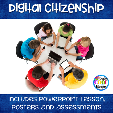Digital Citizenship PowerPoint Lesson