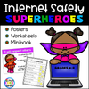 Internet Safety Posters and Activities K-2