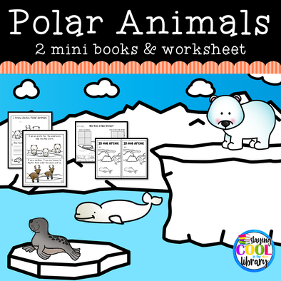 Polar Animals Mini Books