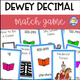 Dewey Decimal Match Game - Staying Cool in the Library