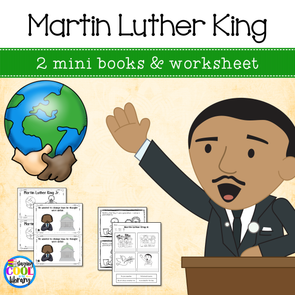 Martin Luther King Jr. Mini Books
