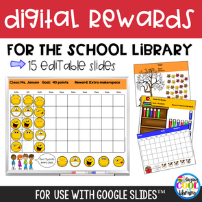 Digital Rewards for the School Library
