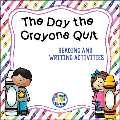 Day the Crayons Quit Book Companion Activities