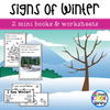 Signs of Winter Mini Books