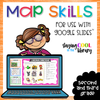 Map Skills Activities for Google Slides