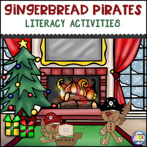 Gingerbread Pirates Book Companion