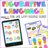 Figurative Language Activities for Google Slides
