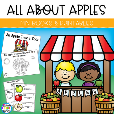 Apples Mini Books
