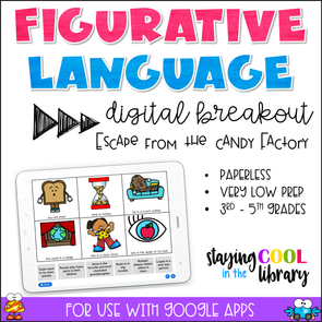Figurative Language Digital Breakout