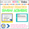 Citation Review Activities - for Google Slides - Staying Cool in the Library