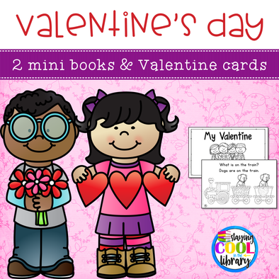 Valentine's Day Mini Books