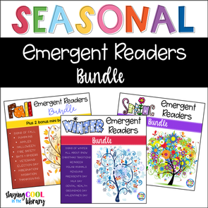 Seasonal Emergent Readers Bundle