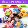 Book Care Activities - Staying Cool in the Library