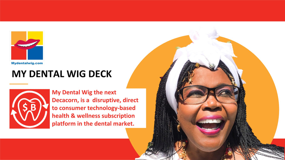 """Fortune Favors The Bold"" Ray Kroc McDonald Founder: My Dental Wig Deck"