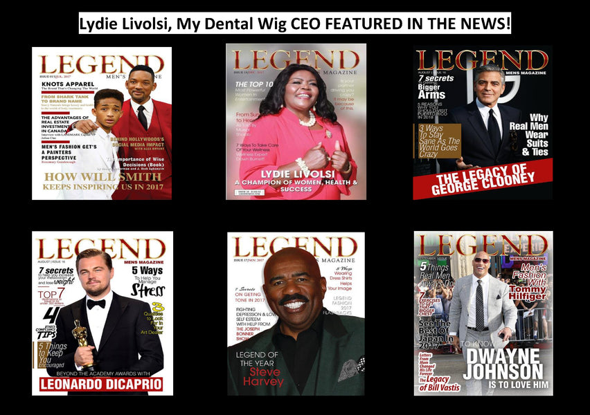 Orthodontic Has A New Heroine│ Lydie Livolsi