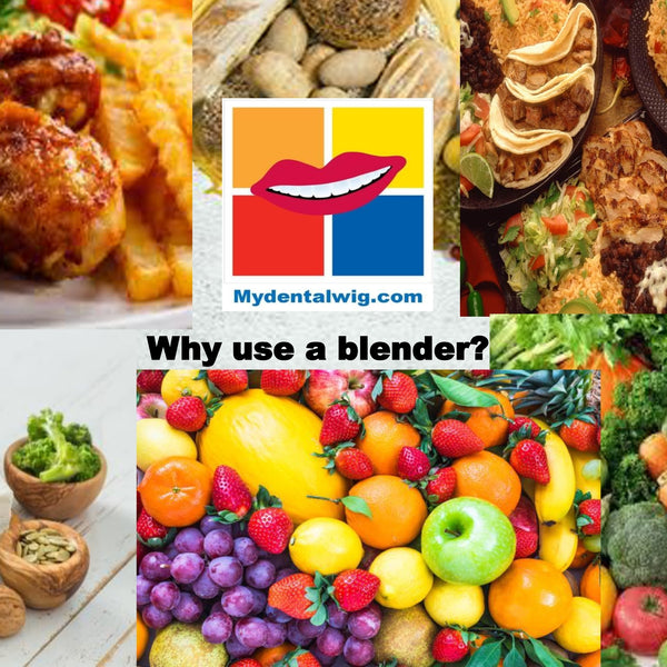 Your Teeth Aren't Close To Your Brain By Chance: Chewing Your Food Is Healthier Than Using A Blender