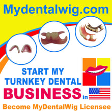Own Or Start A Turnkey Dental Business In USA. No Need To Live In USA. No Dental Degree Needed. - My Dental Wig