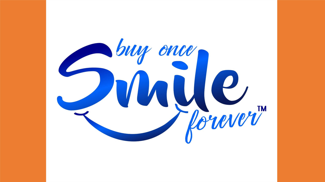 Buy Once Smile Forever™,  Your Dental Peace Of Mind™ Monthly Plan: All Your Smile Needs In 1 Place For Less Than The Cable Bill