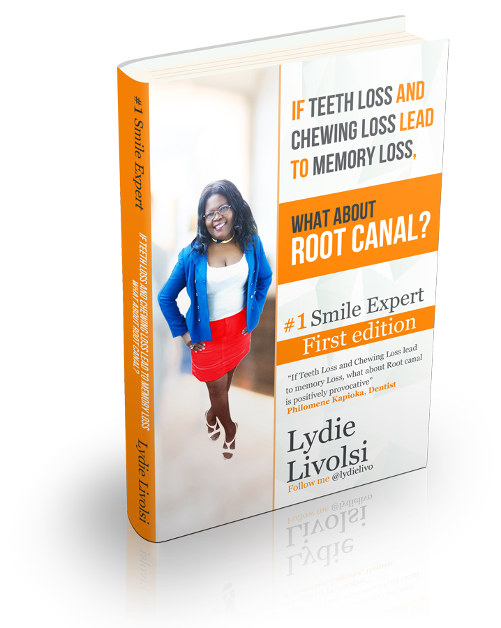 Founder's Book: IF TEETH LOSS AND CHEWING LOSS LEAD TO MEMORY LOSS... - My Dental Wig