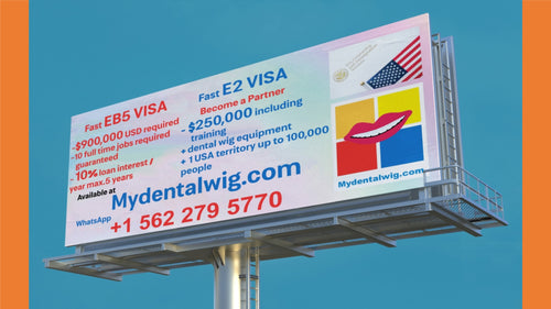 E2 VISA: Become a Partner: Own Your Turnkey Dental Business In USA. No Dental Degree Needed.