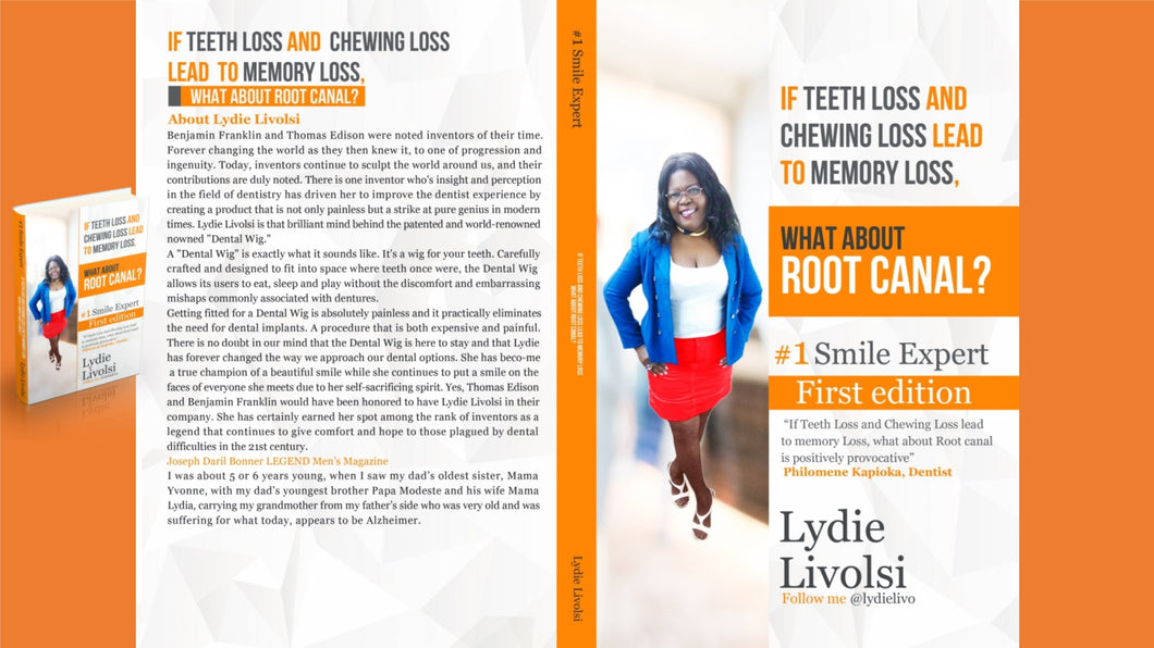 Founder's Book: IF TEETH LOSS AND CHEWING LOSS LEAD TO MEMORY LOSS...