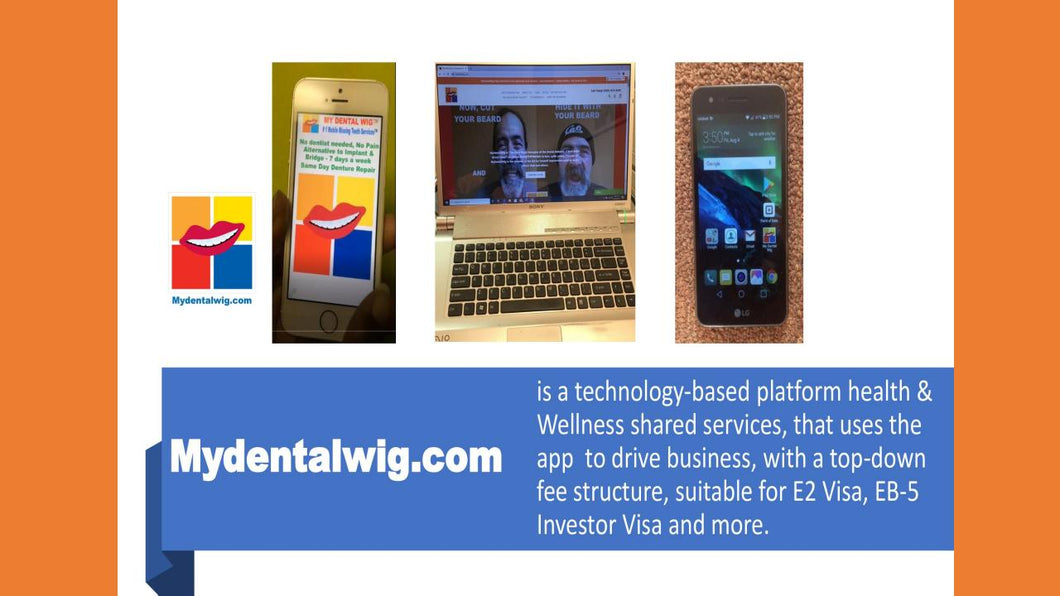 Become a Partner: Own Your Turnkey Dental Business In USA. Used for E2 or  EB-5 Visa. No Dental Degree Needed.
