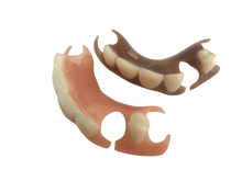 1 Jaw 1 Price™ Dental Wig, Upper or lower jaw, We Come To You: Fulfillment Without The Dentist™ - My Dental Wig