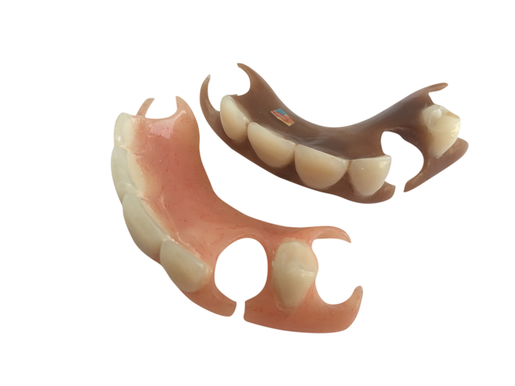 1 Jaw 1 Price™ (Upper OR Lower Jaw Proudly Made In The USA): $199 Down on Approved Credit - My Dental Wig